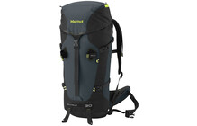 Marmot Centaur 30 L dark coal/black